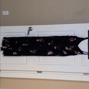 Torrid Floral Jumpsuit Size 00✨